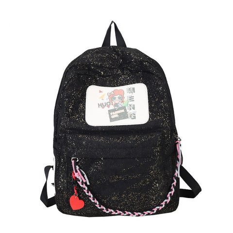 fashion children backpack pink kinder rugzak female backpacks anime shoulder school bags for teenage girls teens mochilas menina Michael Traveling Goods Co., Ltd. 1