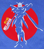 Neo Japan Mobile Suit Gundam Blue Anime Manga T-shirt tee Tshirt - Animetee - 2