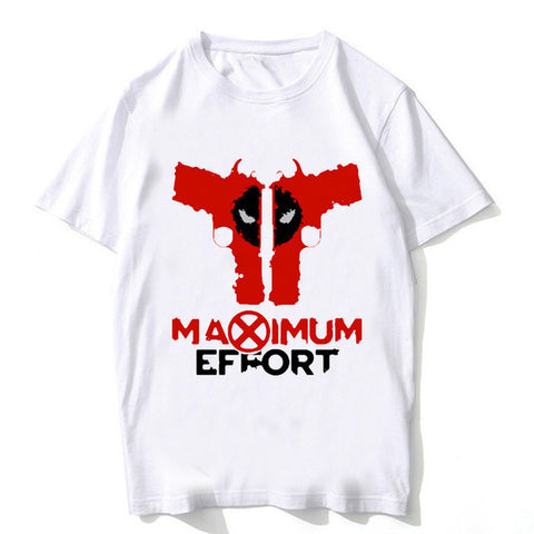 882fbb05 new 2018 man's deadpool t shirt funny dead pool anime t-shirt men/women