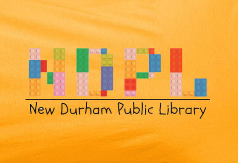 Parks and Recreation New Durham Library Lego team Tee T-Shirt - Animetee - 1