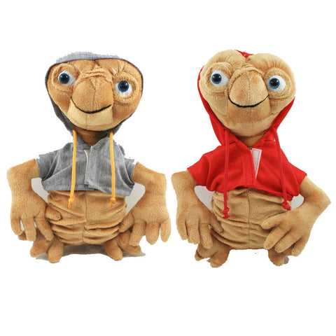 E.T Plush Toys 22cm Gray/Red Kawaii ET Soft Stuffed Animal Doll Kids Toys High Quality 80's hwd - Animetee - 1