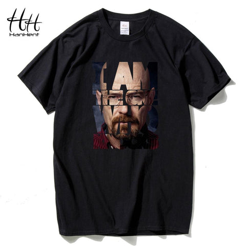 Breaking Bad I am the the who knocks Heisenberg Shirt tee t-shirt tvi - Animetee