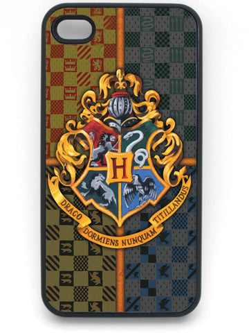 Harry Potter and the Unique Design Hard Plastic Case for iphone 4 4s 5 5s 5c 6 6s 6PLUS 6s plus - Animetee - 1