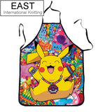 2015 Hot Sale Pikachu Funny Apron Novelty Pokemon Sexy Party Aprons Cooking Kitchen Pinafore - Animetee - 1
