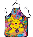 2015 Hot Sale Pikachu Funny Apron Novelty Pokemon Sexy Party Aprons Cooking Kitchen Pinafore - Animetee - 2
