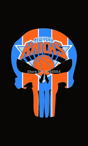 New York Knicks Flag 3X5FT with 2 metal grommets