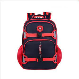 2017 boys school bags orthopedic kids elementary school backpacks children waterproof nylon travel bags student bag boy bookbag