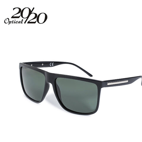 20/20 Brand Fashion Black Sunglasses Men Polarized Driving Sun Glasses Fashion Male Oculos Gafas Eyewear PL207