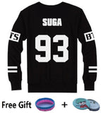 BTS Bangtan boys long sleeve tee t-shirt SQ12017