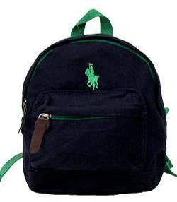 Famous Brand Polo Backpacks For Teenage Girls Boys High Quality