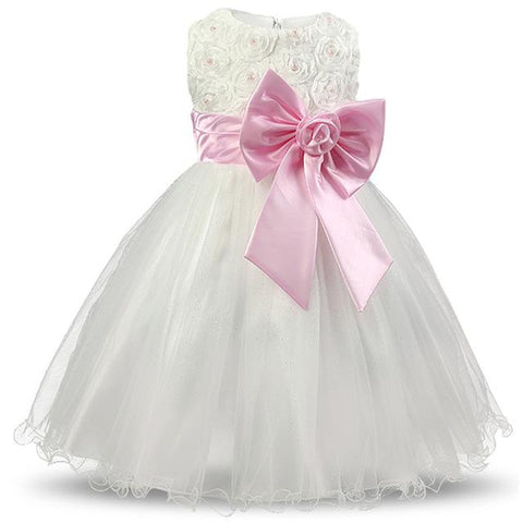Tutu Birthday Dress For Kids Girl Party Wear Costume Baby Girl Dresses –  2018 AT 142 30 (Animetee.com Friends) 9effed8d1738
