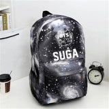 2017 Hot Bangtan Boys BTS backpack,korean kpop stars school bag , boys girls book laptop satchel ,V,Rap Monster,JIN,SUGA