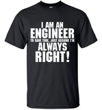 2016 funny TRUST ME I AM AN ENGINEER Fashion streetwear T-Shirt Mens t shirts tops tees top brand slim clothing pp crossfit