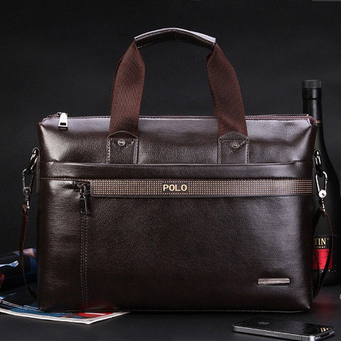16b4657f50 Free Shipping 2017 New Fashion pu Leather Bags for Men famous brand PO –  2018 AT 142 30 (Animetee.com Friends)