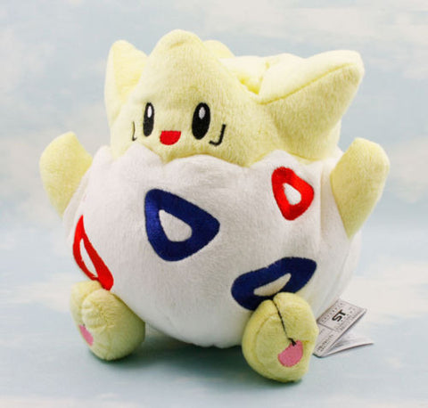 "8"" Pokemon TOGEPI Cute Plush Doll Rare Soft Toy Gift - Animetee"