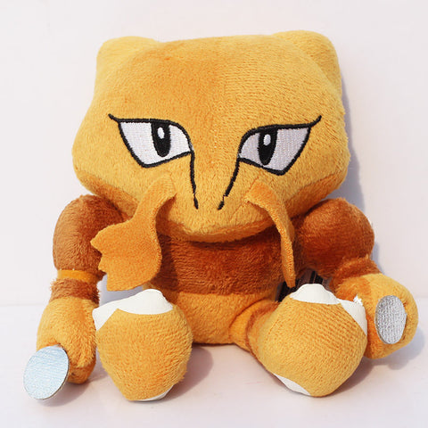 1Pcs Anime Pokemon Alakazam Foodin Plush Toy Doll Stuffed Plush Toys 13cm Free Shipping - Animetee