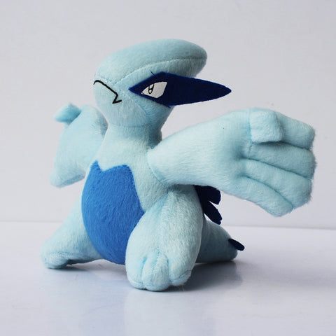 "Anime pokemon center Lugia Plush Soft Doll Kids Children's Toys Gifts 5.5"" 14cm Free Shipping - Animetee"