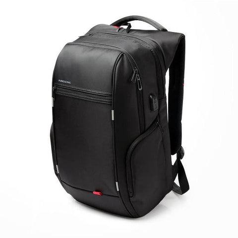 "13"" 15"" 17"" Fashion Backpack Men Women Laptop Backpack External USB Computer Notebook Backpack Anti-theft Business Trip Bag Pack"