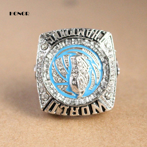 2011 DALLAS Mavericks National World Championship Rings