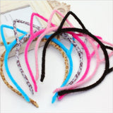 LNRRABC Women Lady Girl New Hot  Trendy Cute Lovely Cat Design Hairbands Headbands Hair Accessories Hair Band