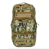 Bags 60 l waterproof backpack military 3 P backpack high grade  fashion 17 inch laptop bag Dual-use Travel  D5 column Men's bag