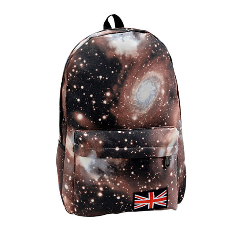 Back To school backpack galaxy nebula student high junior college elementary cosmic london inspired design bag supply - Animetee - 3