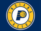 Indiana Pacers Basketball Team Star and Strip Flag Banners 3*5FT Sports Fan 100D Polyester With Metal Gromets White Sleeve