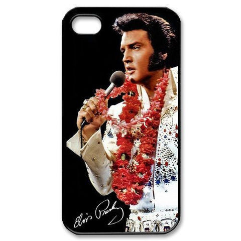 Classic musical genius Elvis printed case for iphone 4/4s/5/5s/5c/6/6s/6plus/6s plus Celebs hwd - Animetee - 1