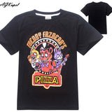 Freddy's Fazbear Pizza Minecraft Jurassic Park Childrens Kids Clothing tee t-shirt - Animetee - 11
