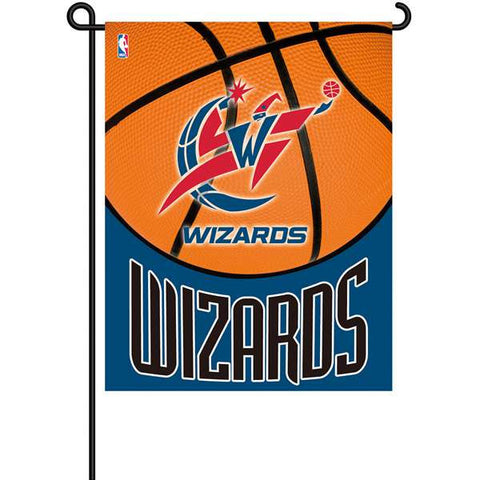 Washington Wizards sports team customized flag Digital Printing 35*45cm New Qualified Garden Flag Outdoor Home Decor Flag