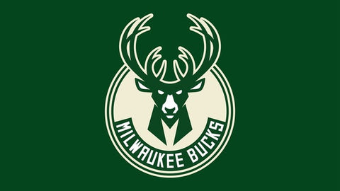 Milwaukee Bucks team flag Digital Printing Banners 3x5FT 100D Polyester metal Grommets 90*150 CM custom-made flag basketball