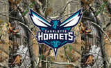 2016 fashion Super Fans customized Charlotte Hornets flag 3x5ft 100D polyester digital printing with 2 metal gromments
