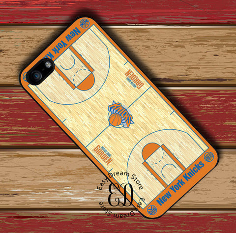 New York Knicks on Basketball case for iphone 4 5s SE 5c 6s 7 Plus iPod 5 6 Samsung s3 s4 s5 mini s6 s7 s8 edge plus Note 3 4 5