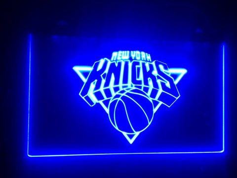 b-160 New York Knicks beer bar pub club 3d signs LED Neon Light Sign man cave