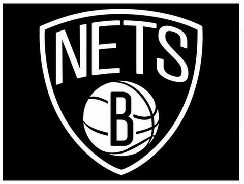 3x5 ft Brooklyn Nets NBA US flag banner 100D high-quality polyester material Events Party Decoration