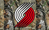 2016 Hot Sale Portland Trail Blazers flag 3x5ft 100D polyester digital printing with 2 metal gromments,free shipping