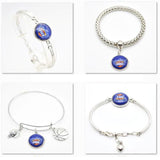 2017 New Jewelry Bracelet Phoenix Suns Charms Sport Bracelet Bangle Women Men Basketball Fan Fashion  Accessories