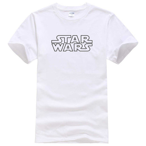 ef1ed5b43566 STAR WARS men t shirt 2017 casual letter printed top quality short sle –  2018 AT 142 30 (Animetee.com Friends)