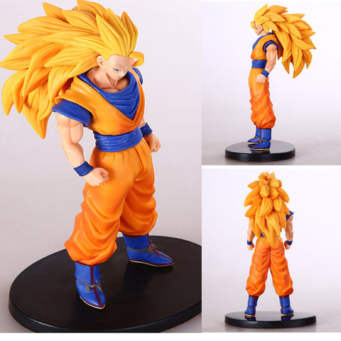 Dragon ball z Vegeta figurines toy 2015 New 16cm Soul battle damage Edition  super saiyan goku Anime Miniatures figurines broly 80's hwd - Animetee