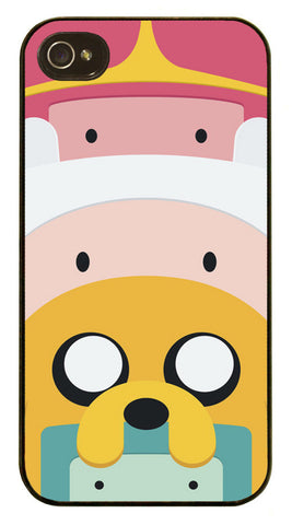 Adventure Time with Finn and Jake Abstract Art Hard Cover Case for iphone 4/4s/5/5s/5c/6/6s/6plus/6s plus tvi - Animetee - 5
