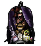 16 Inch Five Nights At Freddy Kids Backpacks Customized Mochila Feminina Orthopedic Children Travel Bag School Bag Teenage Gift