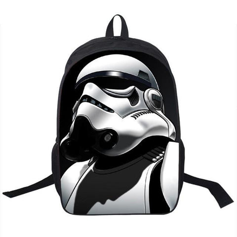 3D Yoda Backpack For Teenagers Girls Boys School Bag Star Wars Children Book Bags Jedi Sith Daypack Laptop Women Men Travel Bag