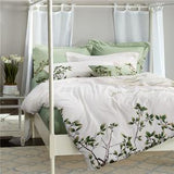 Cool Svetanya Tree Embroidered Bedding Sets Queen King Size Bedlinen 100% Egyptian Cotton Quilt Cover SetAT_93_12