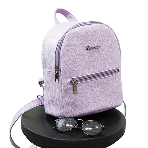 58cabeda1d brands Backpack Candy color small backpack for teenagers girls high quality  ladies famous designer travel bag ...