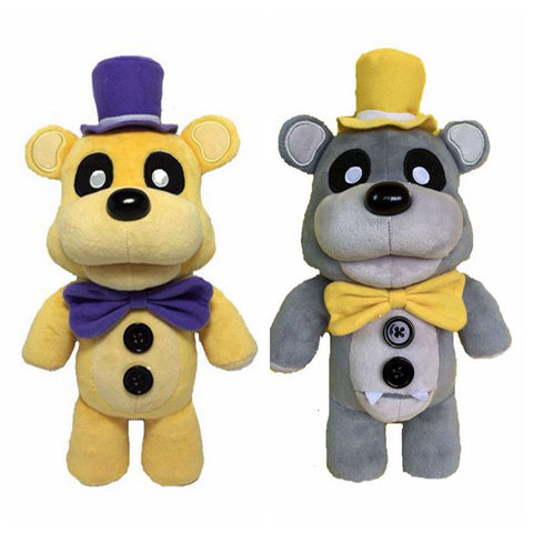Plush Doll Golden Freddy Five Nights at Freddy's FNAF toy - Animetee - 1