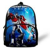 12-inch Mini Bags Kids School Backpacks For Boys Bag Megatron Printing School Bag Children Backpacks Cartoon