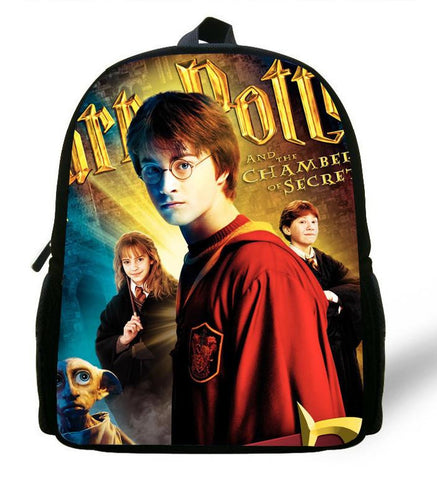 12-inch Mini Mochila Harry Potter School Backpacks Kids Bags Boys Children School Bags Harry Potter Bolsa Infantil Menino