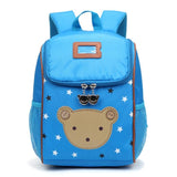 2017 New Children Cartoon Bear School Bags For Girls Preschool Backpacks Boys Kids Kindergarten Bag Mochila Escolar For Age 1-3