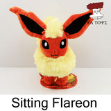 "Pokemon Plush Toys 7"" Sitting Umbreon Eevee Espeon Jolteon Vaporeon Flareon Glaceon Leafeon Plush Doll Kids Toys For Children - Animetee - 4"