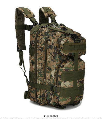11 styles 2017 NEW Men Women Unisex multi-function Camouflage Backpack Trekking Travel Rucksacks shoulder bag